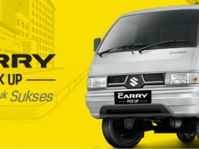Spesifikasi Suzuki Carry Pick Up