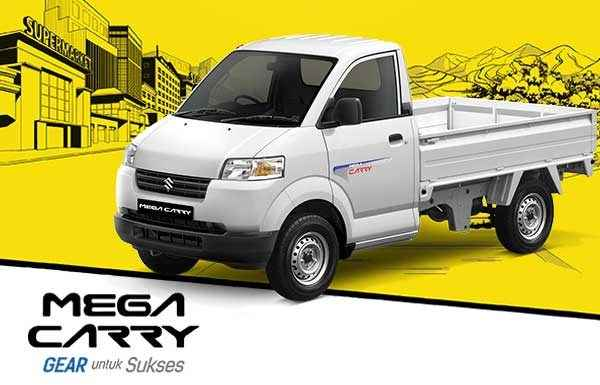 Spesifikasi Suzuki Mega Carry Pick Up